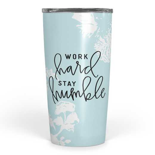 4628-AB: SSTumbler- Work hard stay humble